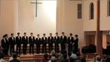 Korean mens's choir Fratelli
